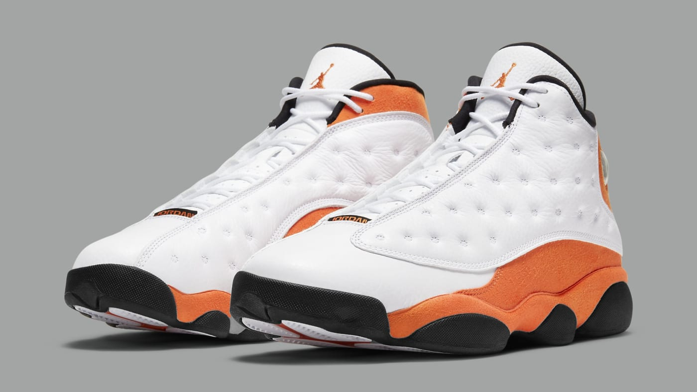 Air Jordan 13 Retro 'Starfish' 414571 108 Pair