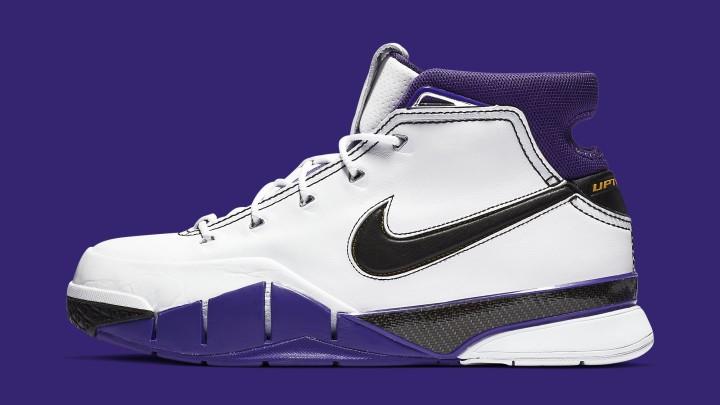 Nike Kobe 1 Protro 81 Points Release date AQ2728-105 Profile