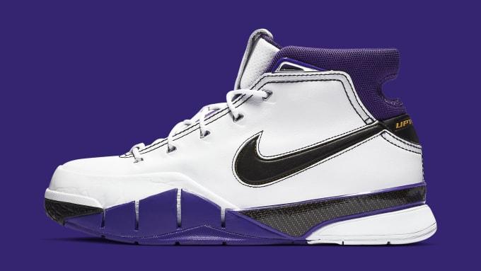3da3f5a432c2 Nike Kobe 1 Protro 81 Points Release date AQ2728-105 Profile