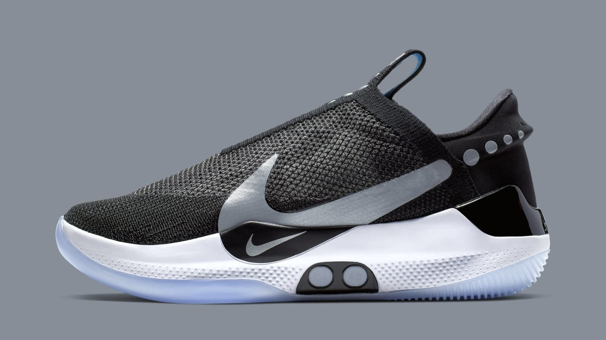 db1c3dbe8 Reactions to Nike  Adapt BB Self-Lacing Basketball Sneaker