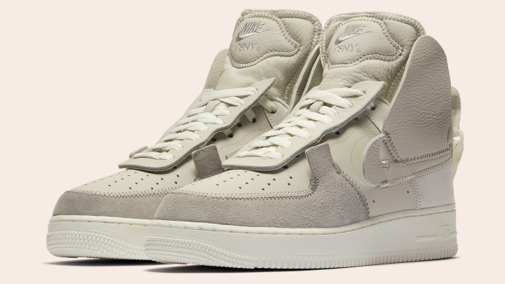 f6671769cf6 PSNY x Nike Air Force 1 AO9292-001 Pair