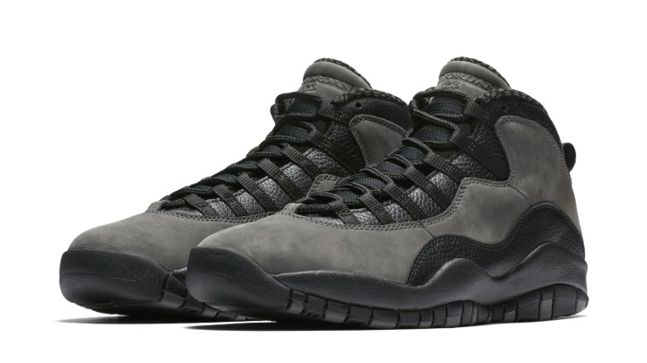 Air Jordan 10 Retro 'Shadow' 310805-002 (Pair)