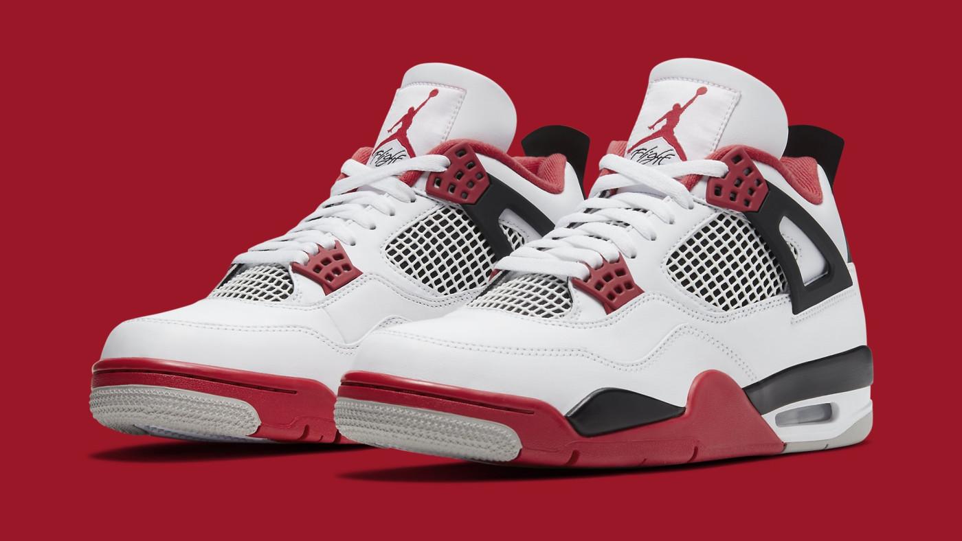 Sneaker Release Guide 11/24/20: 'Fire Red' Air Jordan 4, Nike Kobe ...