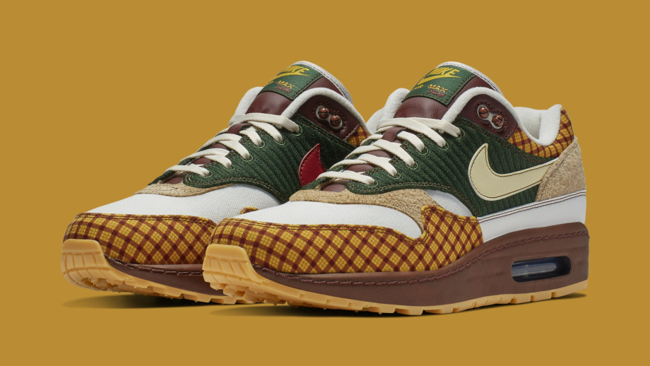 Laika Studios x Nike Air Max 1 Susan 'Missing Link' CK6643-100 (Pair)