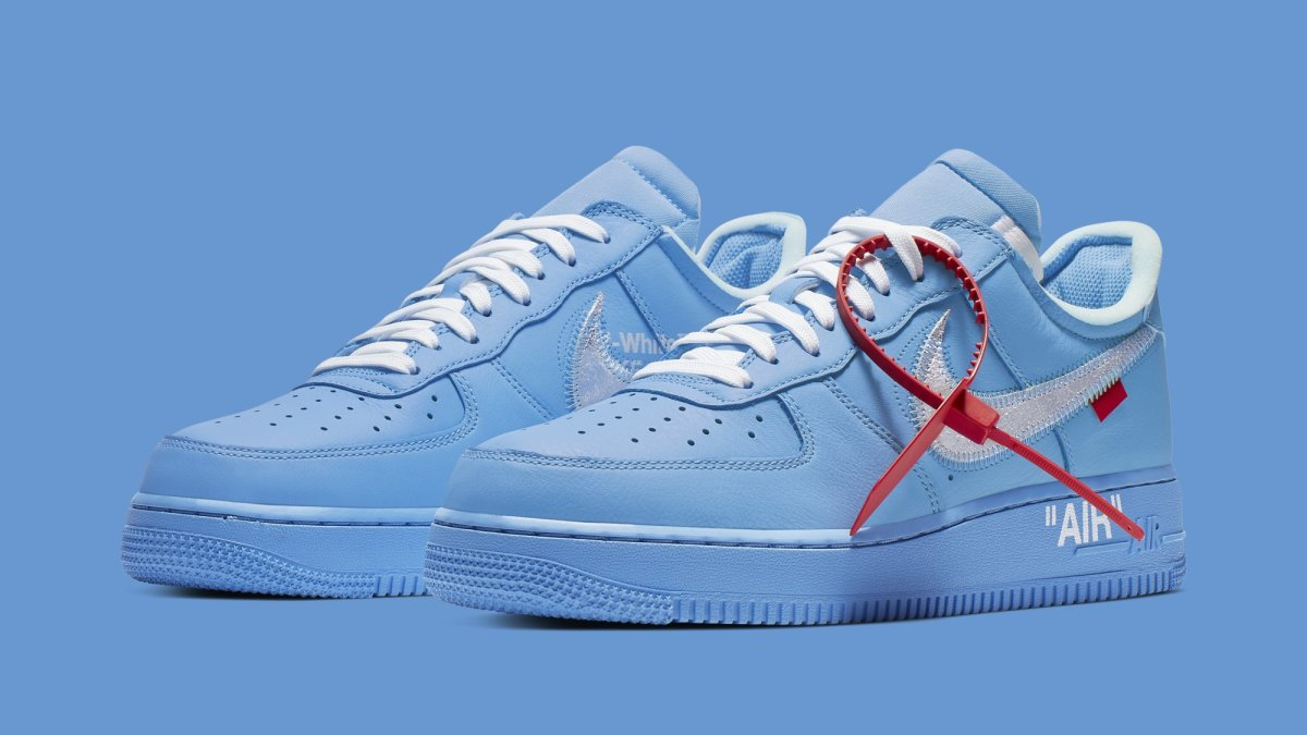What You Need To Know About The Mca Off White X Nike Af1 Release