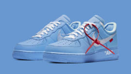 40e9e0eb695 An Official Look at Virgil Abloh's 'MCA' Air Force 1
