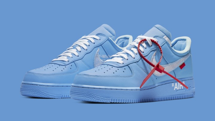 What You Need to Know About the 'MCA' Off White x Nike AF1