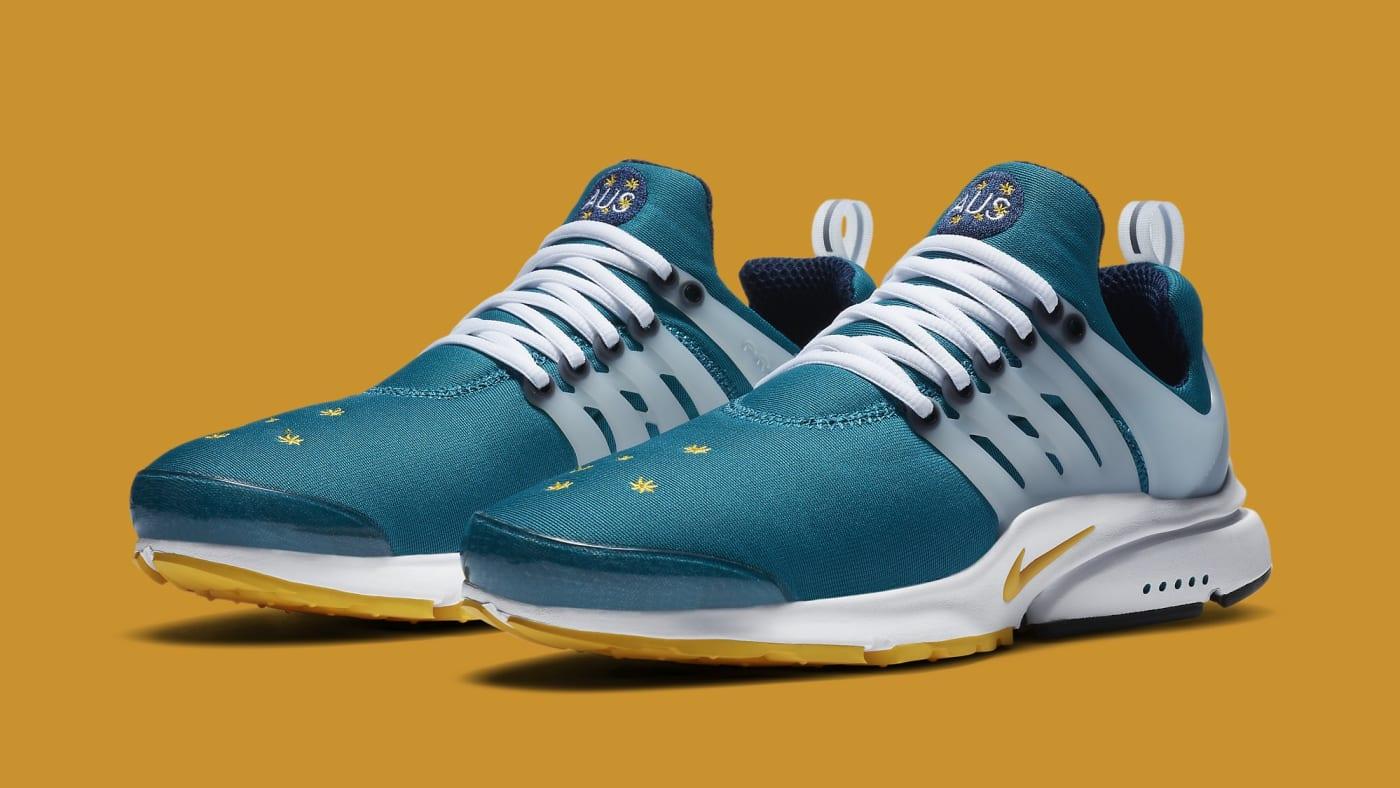 Nike Air Presto 'Australia' 2020 CJ1229 301 Pair