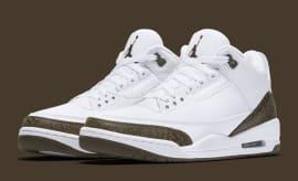 be577d91cf7fd3 Air Jordan 3  Mocha  White Chrome-Dark Mocha 136064-122 (