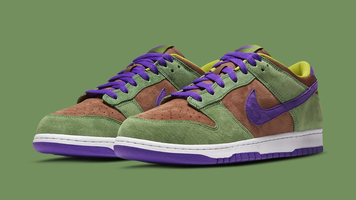 Nike Dunk Low 'Veneer' 2020 DA1469 200 Pair