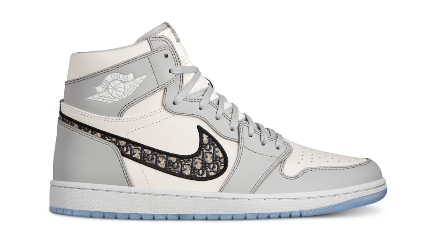 Twitter Reacts to Dior x Air Jordan 1 High During Inauguration ...