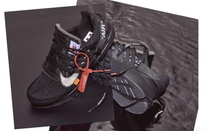 timeless design b818b 8c4f4 Off-White x Nike Air Presto  Black  ...