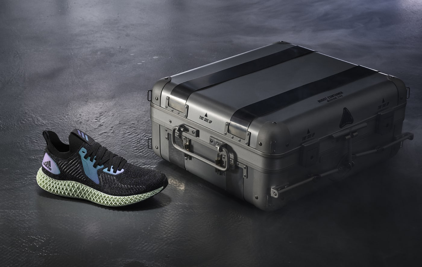 adidas space race