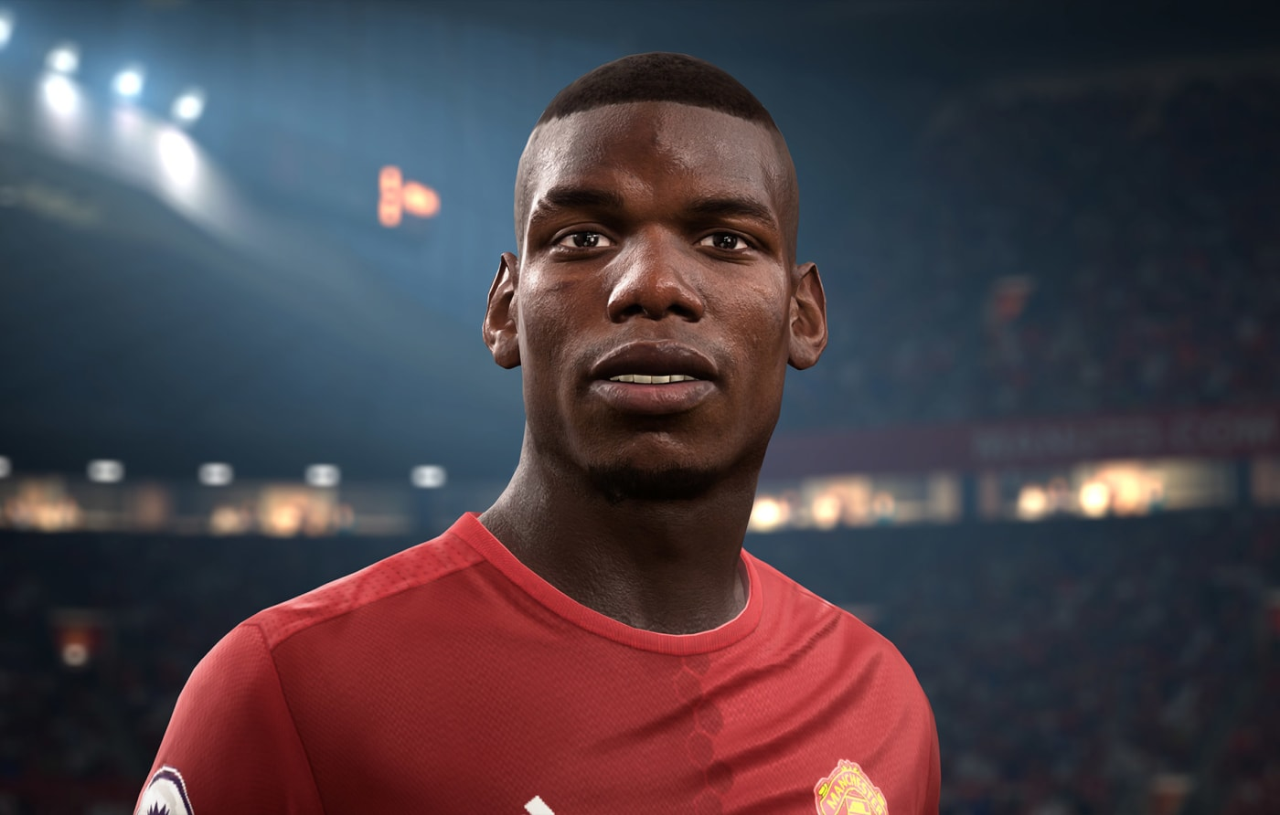FIFA 17 – Pogba