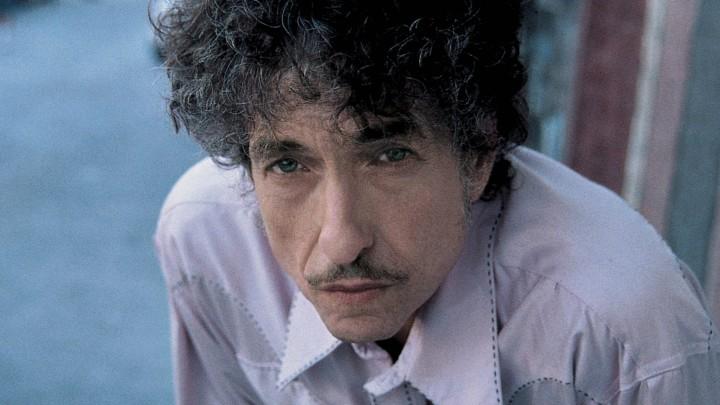 Bob Dylan press photo