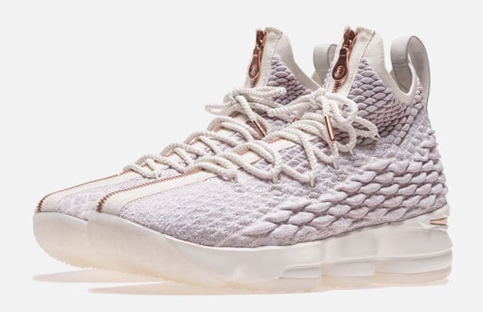 Kith X Nike Lebron 15 Long Live The King Collection Sneaker