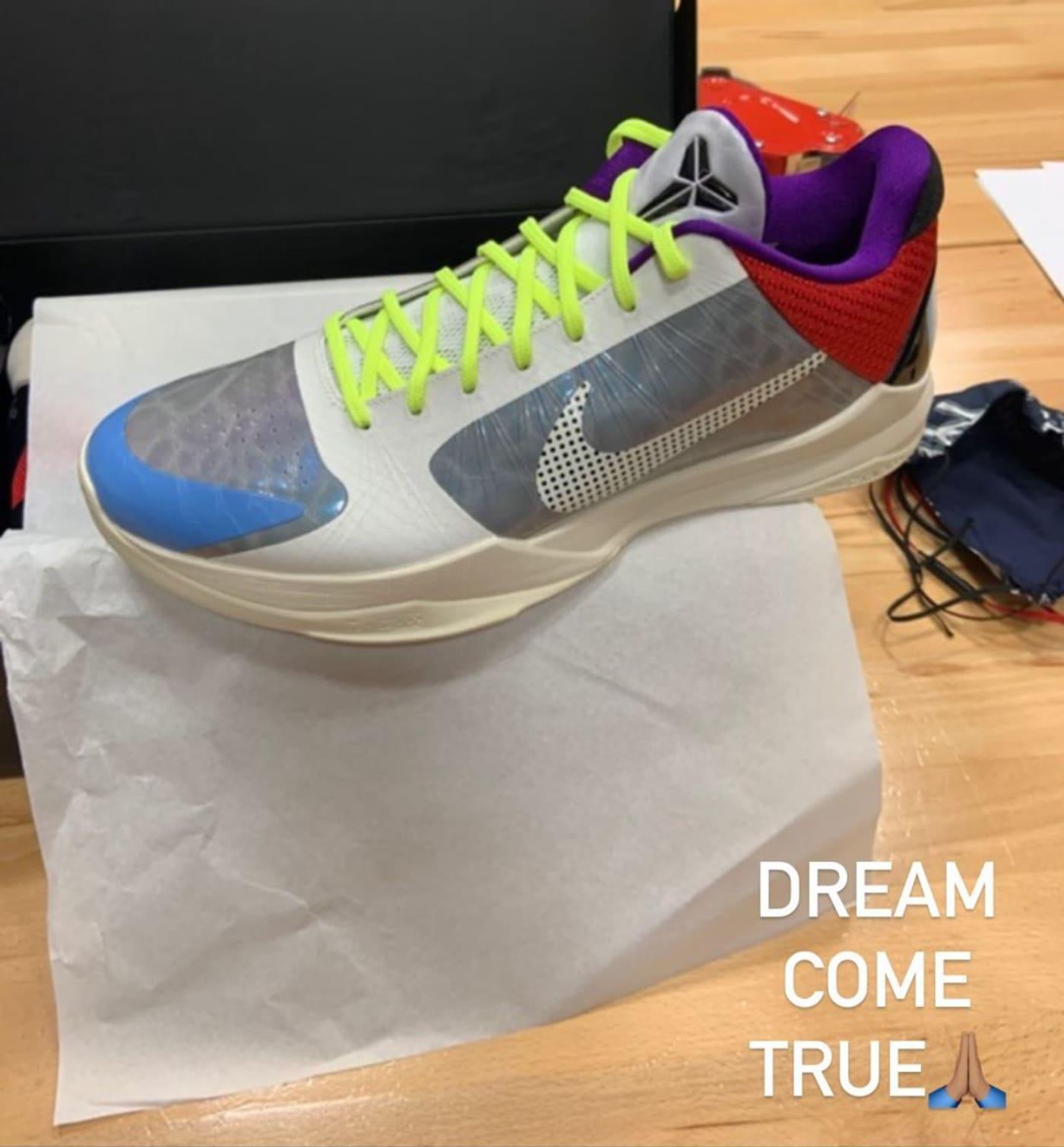 Nike Kobe 5 Protro 'P.J. Tucker PE' CD4991 004 Lateral
