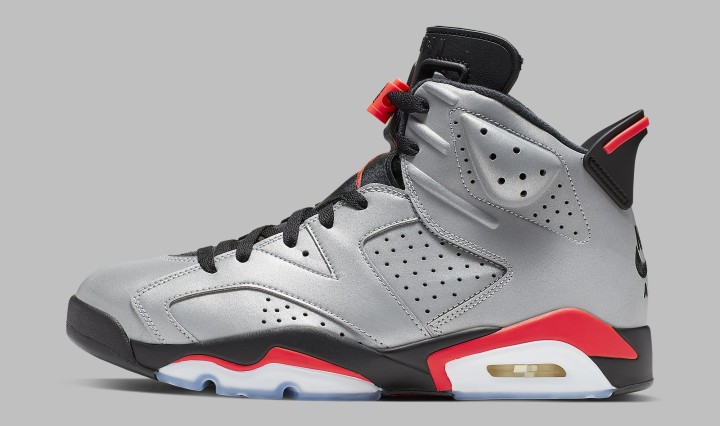separation shoes 4bf49 45123 Air Jordan 6 Retro  Reflections of a Champion  CI4072-001 Lateral