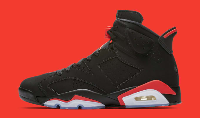 e13c1c01b833 Air Jordan 6  Black Infrared  384664-060 ...