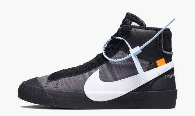 best website 606c0 603f4 Off-White x Nike Blazer Grim Reaper