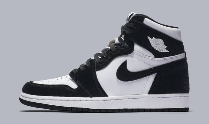 569eb4604da3 WMNS Air Jordan 1 High  Panda  CD0461-007 ...