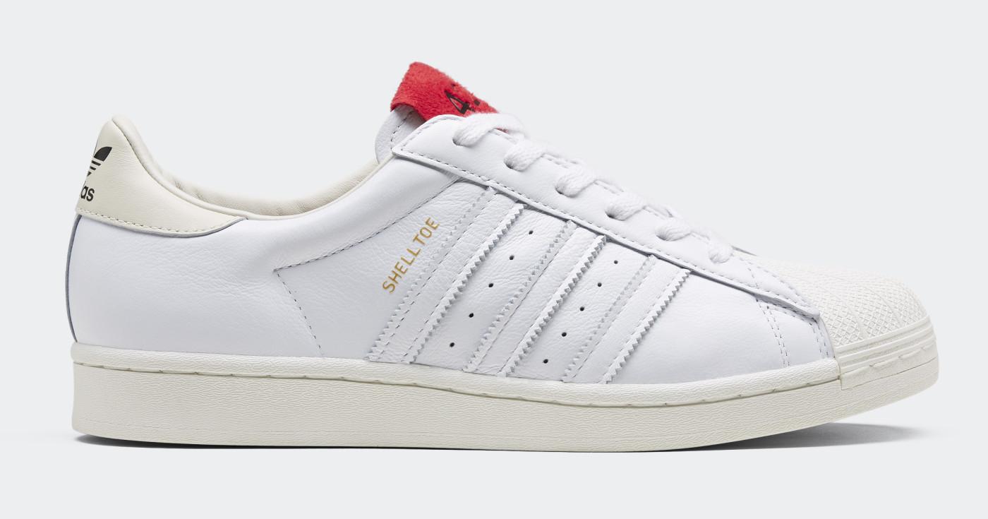 424 x Adidas Superstar