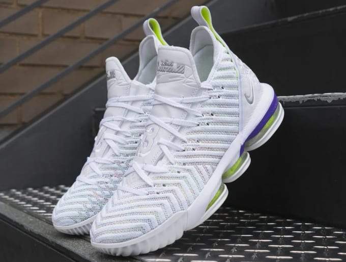 99d23ad84f53 Nike LeBron 16  Buzz Lightyear