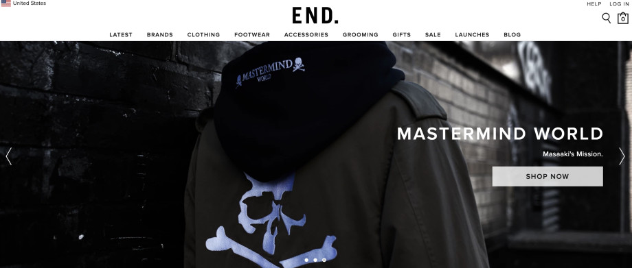 end-clothing-online