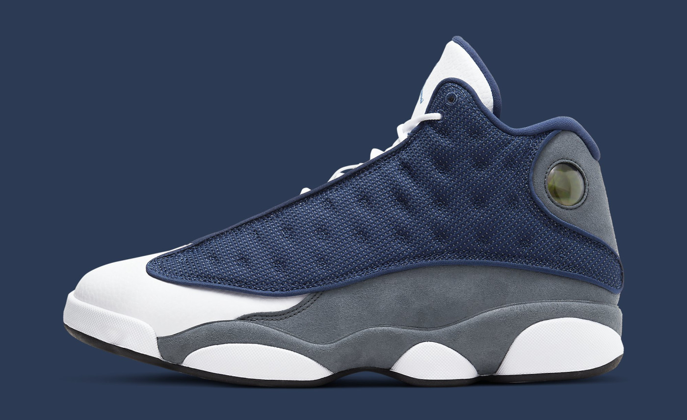 Air Jordan 13 Retro 'Flint' 414571-404 Lateral