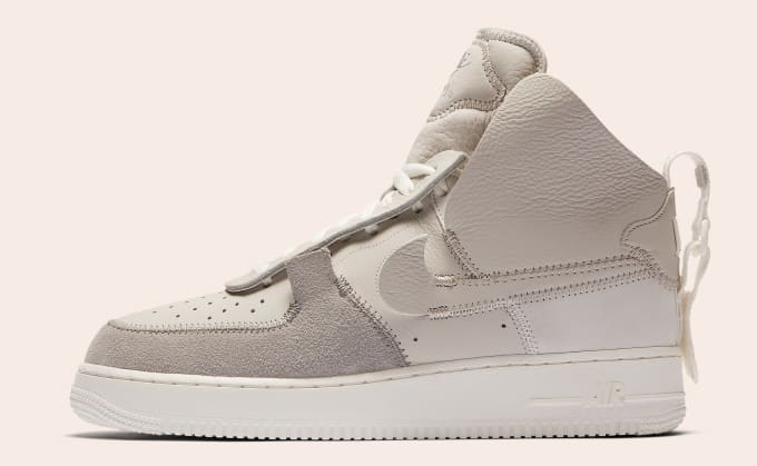 6f8c422df659 PSNY x Nike Air Force 1 AO9292-001 Lateral