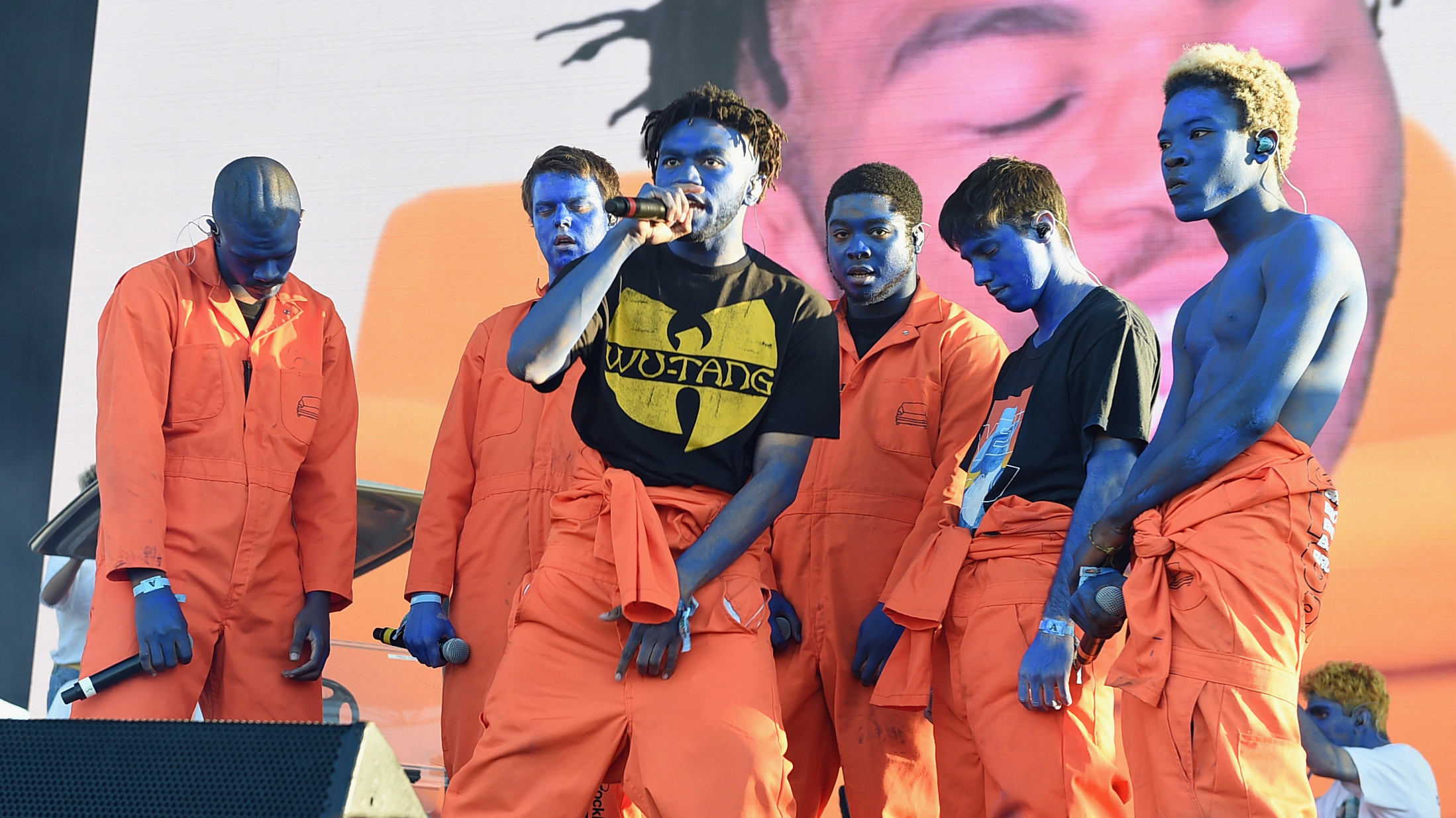 How Nick Holiday Ended up Designing Merch for Brockhampton, Shia LaBeouf