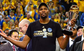 Kevin Durant Championship
