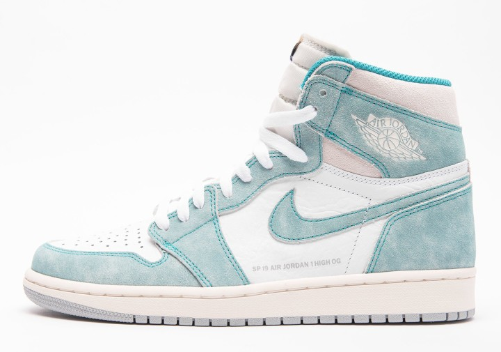 e16c5235345 Air Jordan 1 High OG 'Turbo Green' 555088-311