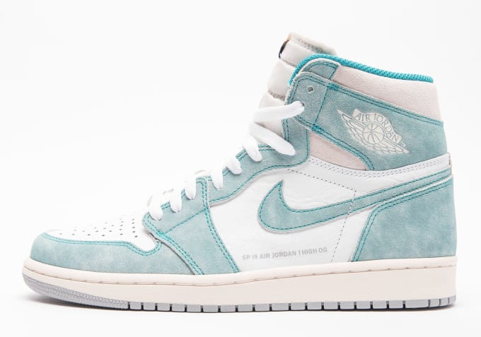 b7b3441c4a5f30 Air Jordan 1 High OG  Turbo Green  555088-311