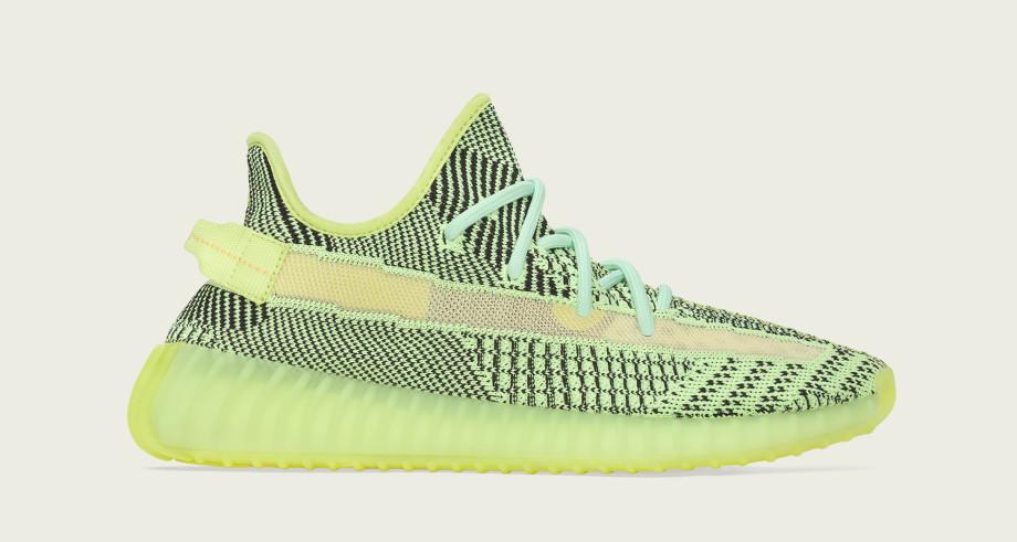 Adidas Yeezy Boost 350 V2 'Yeezreel' FW5191