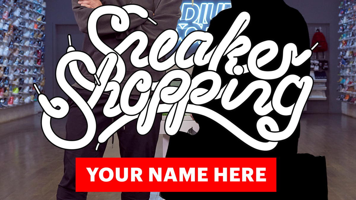 How to Star in Your Very Own Episode of 'Sneaker Shopping'