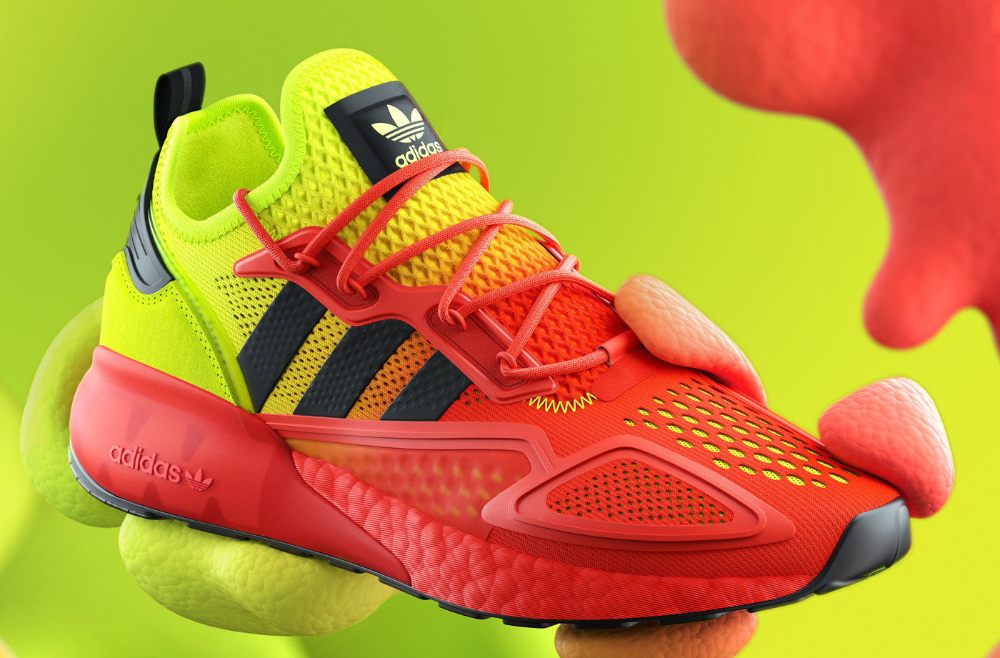 zx adidas boost