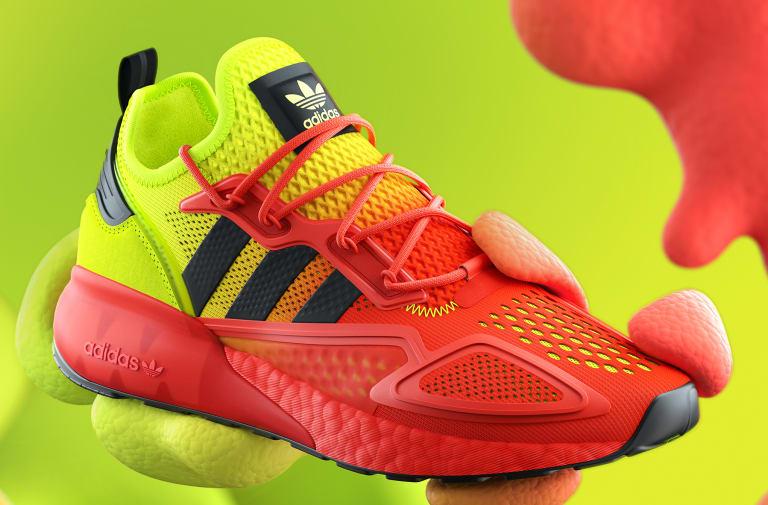 adidas boost zx 2k
