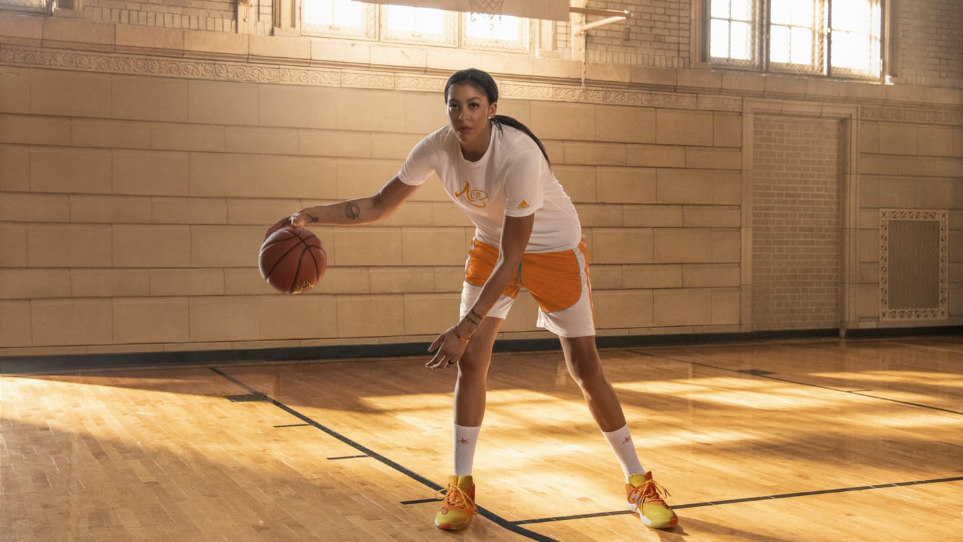Candace Parker Adidas ACE Collection