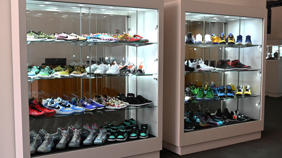 Sotheby's x Stadium Goods 'Ultimate Sneaker Collection'