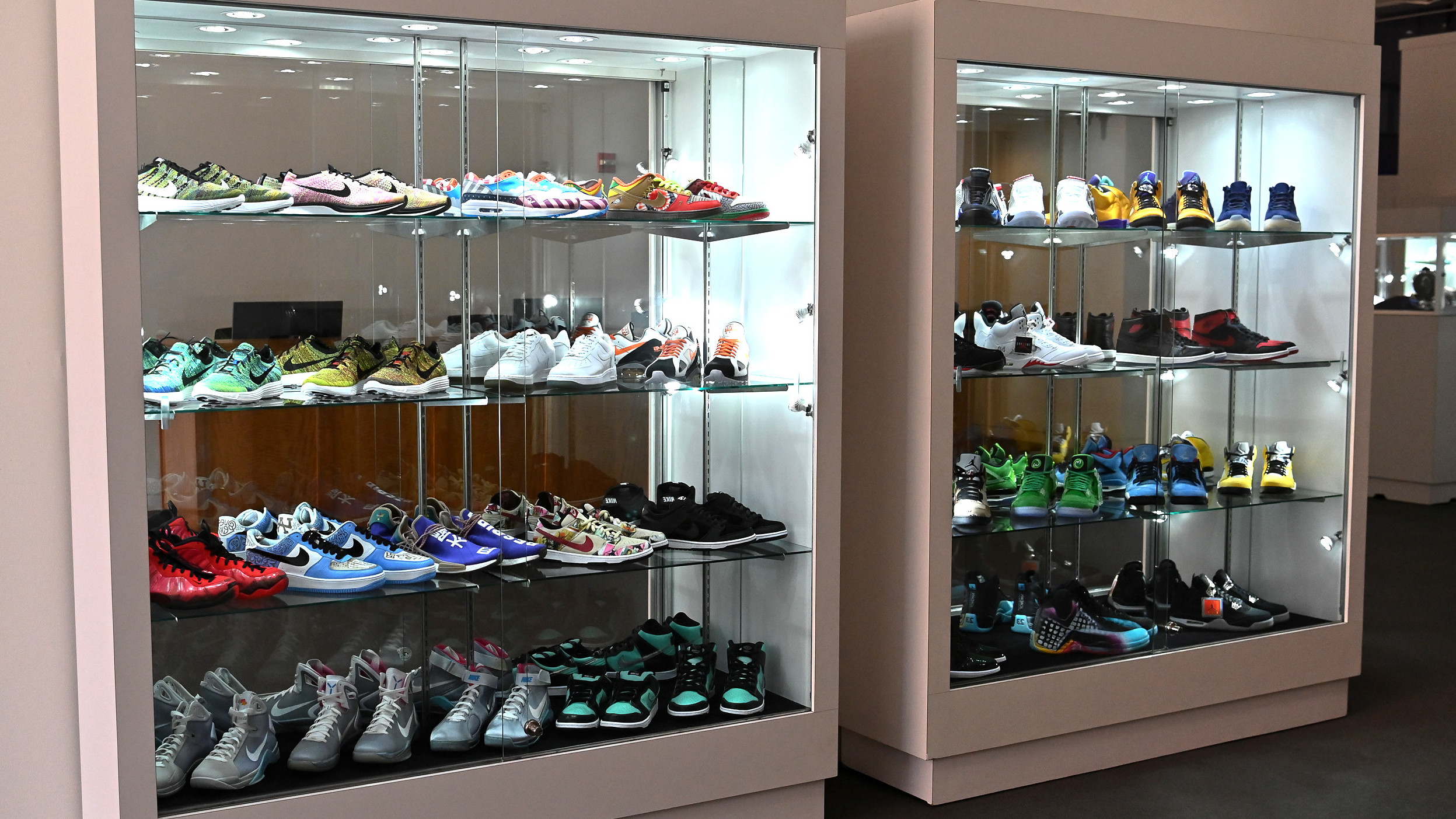 Why This 61-Year-Old Investor Spent $1.3 Million on Sneakers