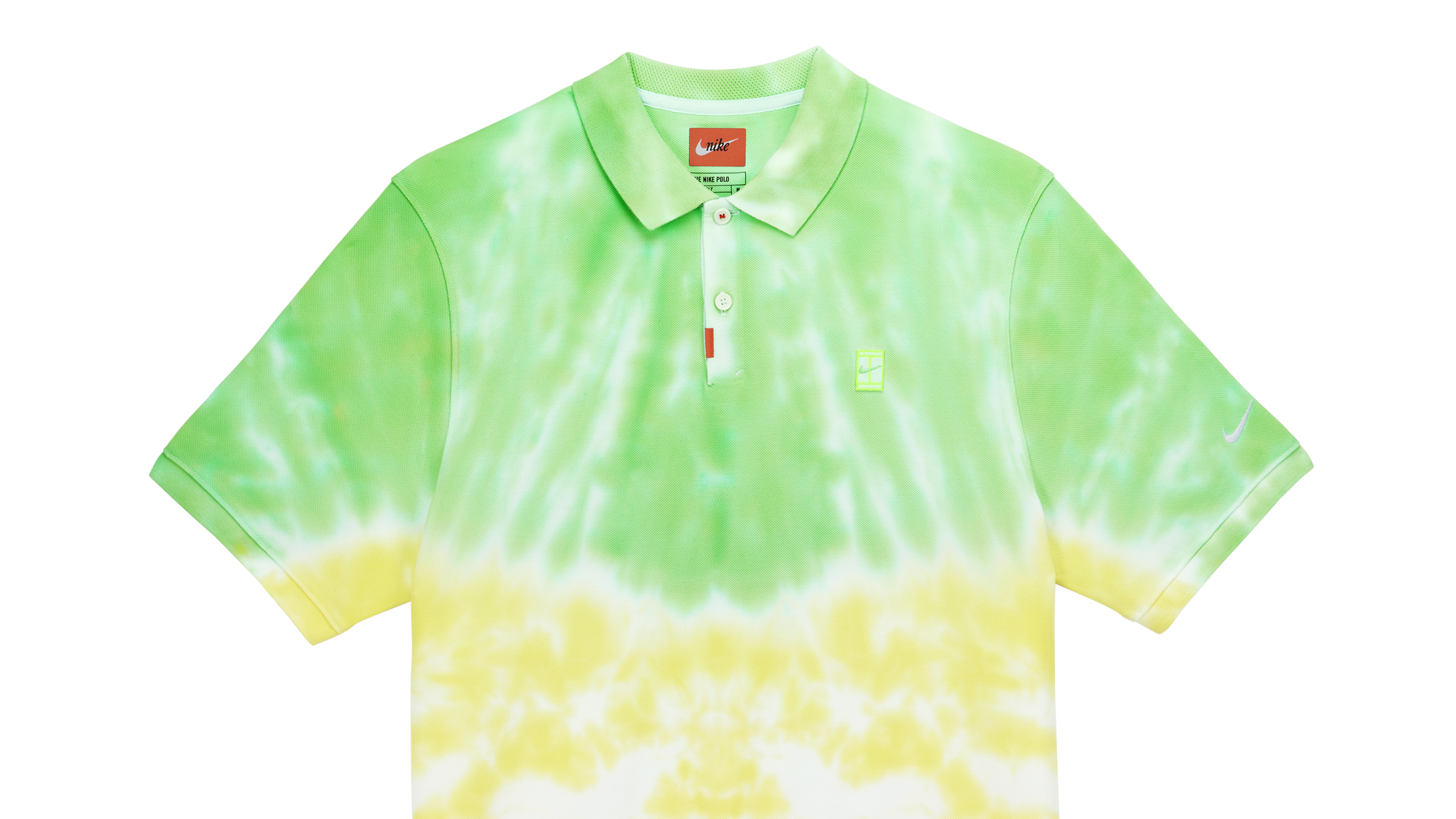 Nike Is Dropping Limited-Edition Hand-Dyed Polo Shirts