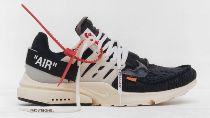 Nike Off White Air Presto