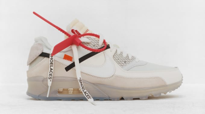 newest 3c9f5 678f8 Off-White x Nike Air Max 90 The Ten