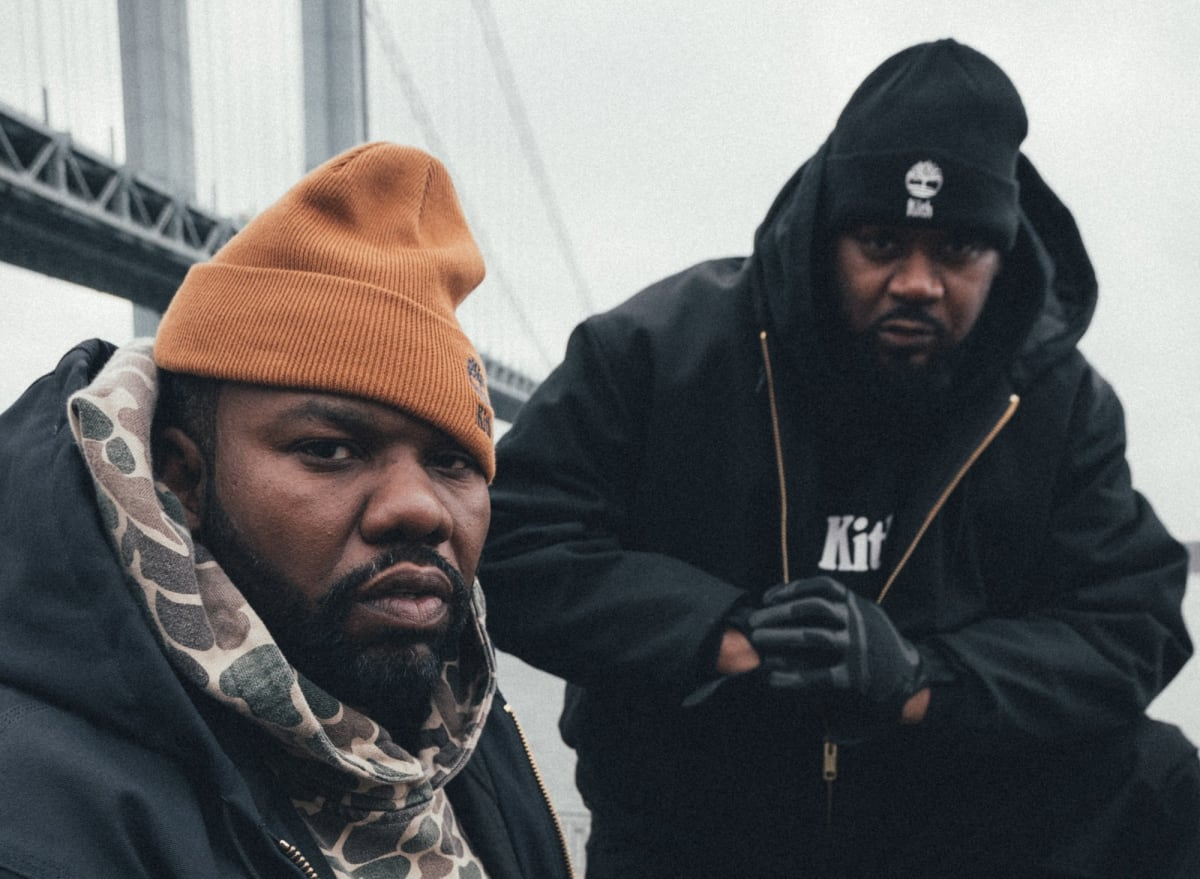 Raekwon and Ghostface Killah Model Kith's Latest Timberland Collab