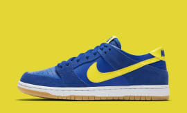 "Nike SB Zoom Dunk Low Pro ""Boca Juniors"""