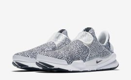 "Nike Sock Dart ""Safari"" White/Black"