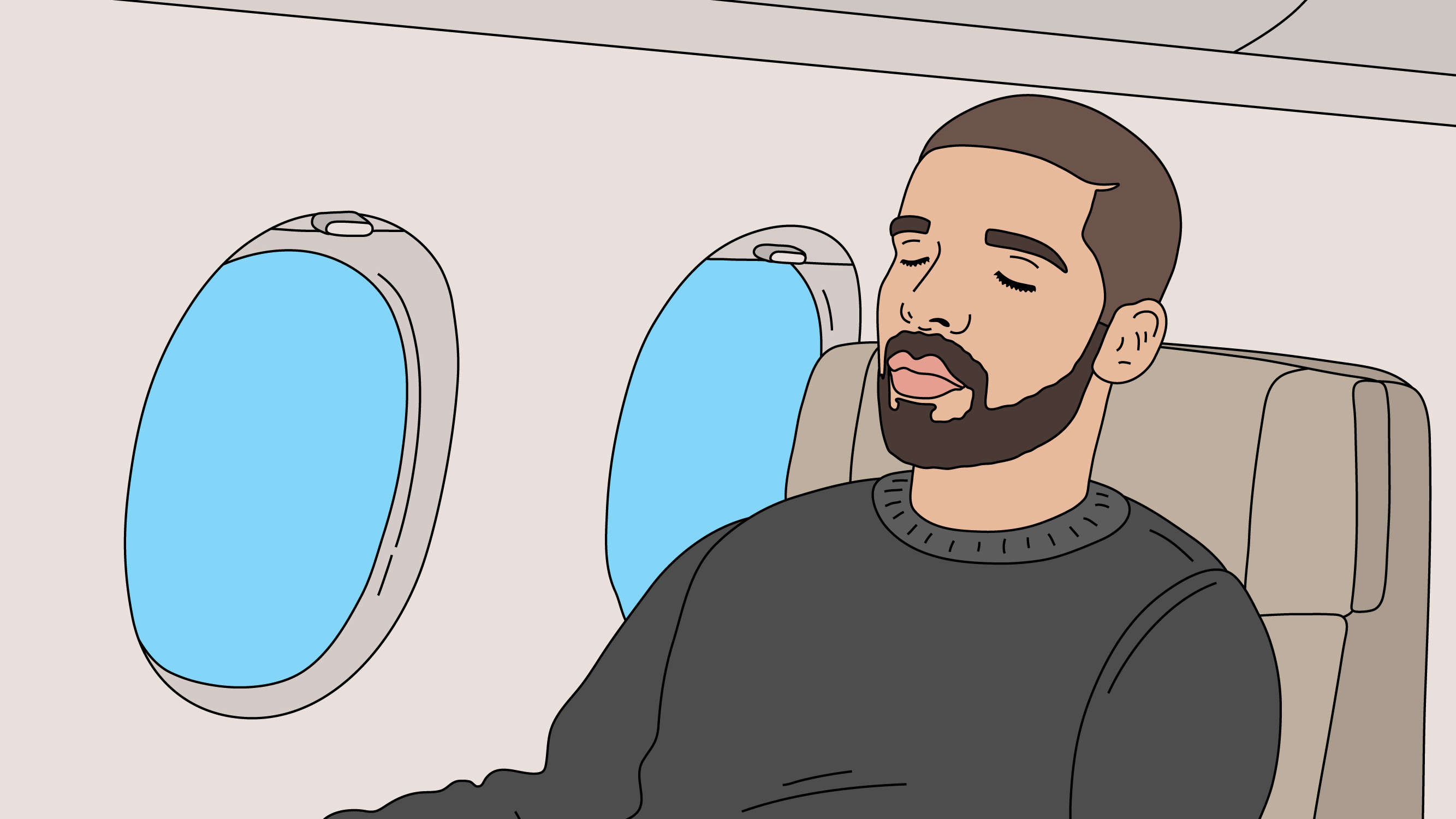 "A Wild Theory About the Origins of Drake's Infamous ""Half a Xan"" Line"