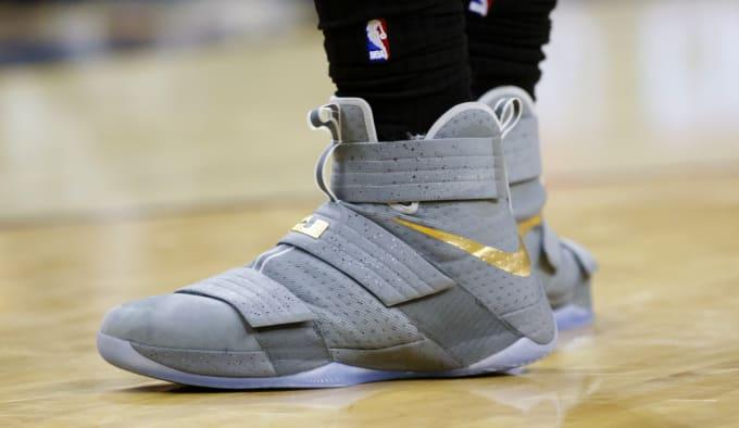 """cf036aefdcb Nike Basketball """"Battle Grey"""" Pack"""