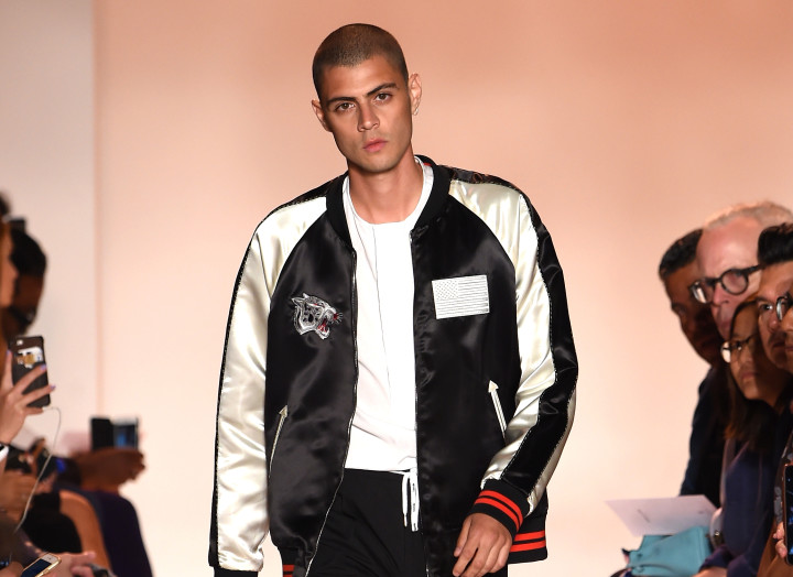 Ovadia and Sons SS17 runway